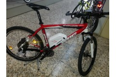 KIT ELECTRICO MTB MONTADO EN CONOR